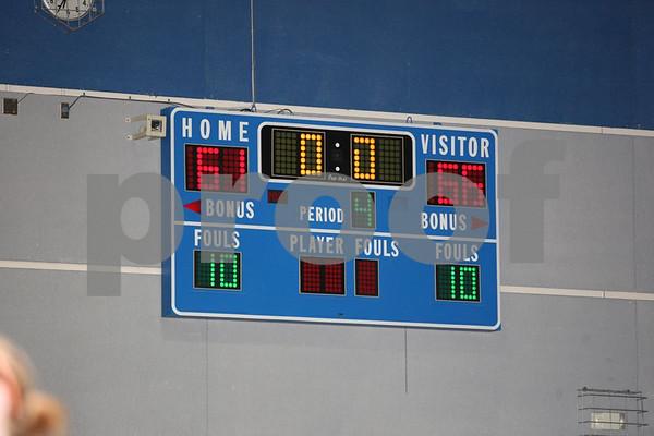 Varsity-Oak Grove vs Knob Noster 1-25-08