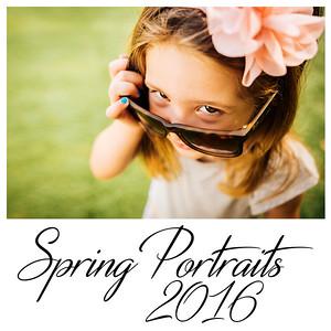 2016 Kids 'R' Kids Spring Portraits