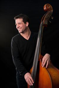 Kenny Annis of the Jazz ensemble Alt Tal Jazz Combustion