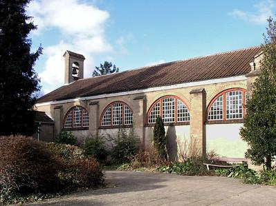 St Alban, Church of England, Charles Street, Cowley, Oxford, OX4 3AHS