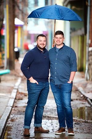 Nate and Jonathan