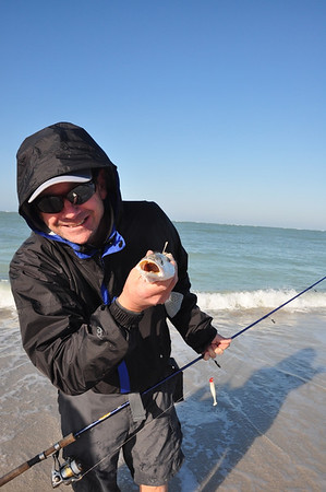 pete goes Fishing on North Captiva