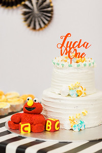 Lucia's 1st Birthday