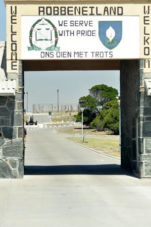 Robben Island   Nelson Mandela's Cell