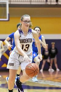 Lady Laker Basketball vs Hillcrest