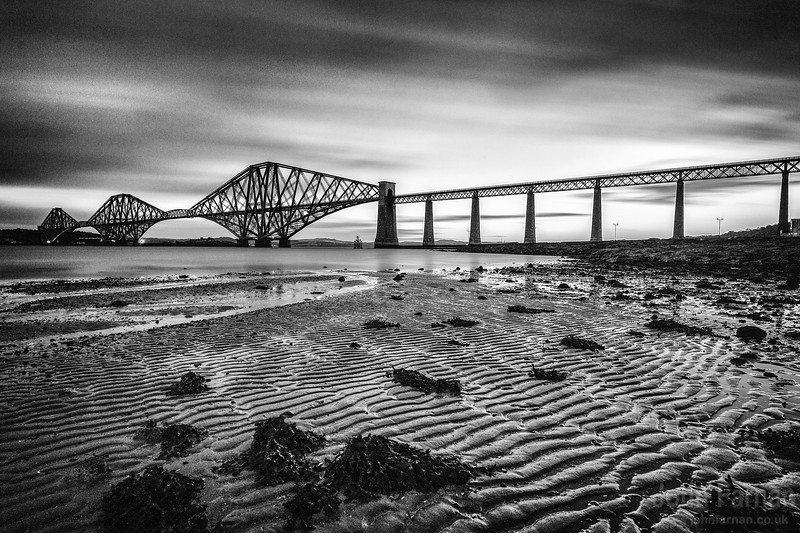 Forth Bridge, South Quensferry.