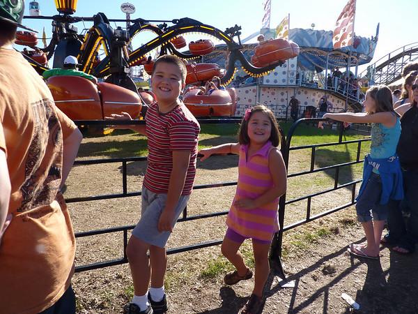 Puyallup Fair - 9/25/2010