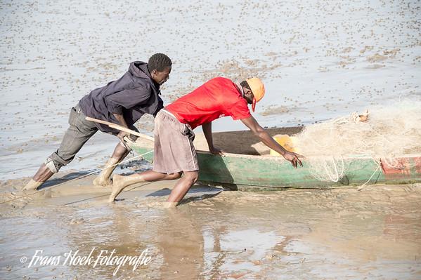 Gambia River Fishing