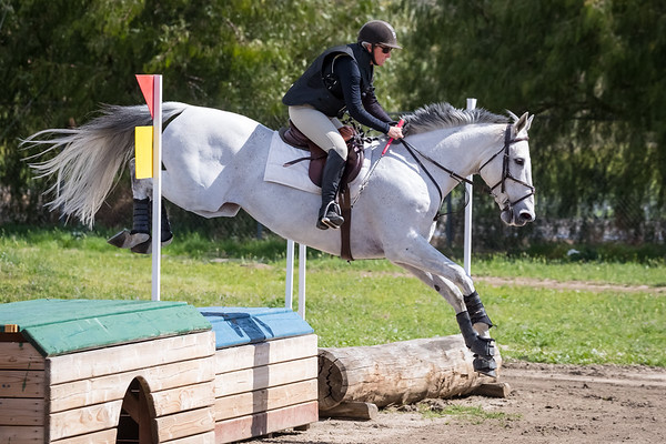 Thoroughbred Classic Horse Show 2018 - Cross Country