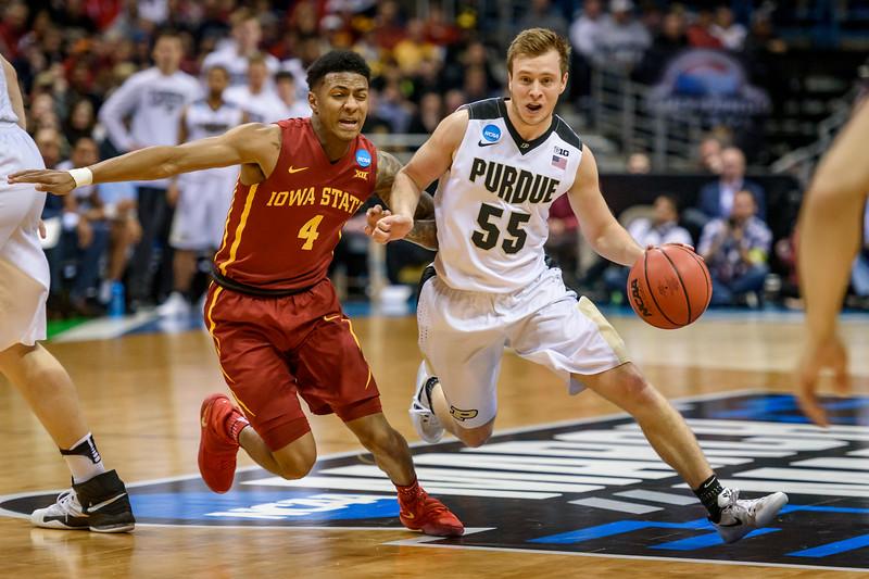 3/16/17 NCAA Tournament, Iowa State, Spike Albrecht
