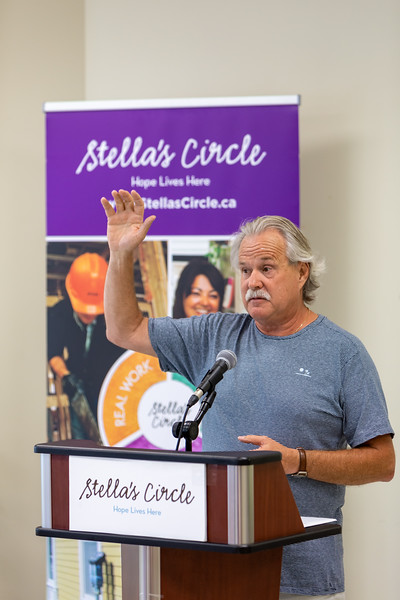2018 Stella's Circle Horticultural Therapy Presentation