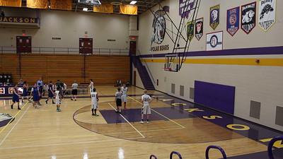 2015 Justin Swartz Basketball