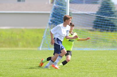 Sunday - Sporting JB Mann (MO) Vs Fort Wayne United 02 Academy (IN)