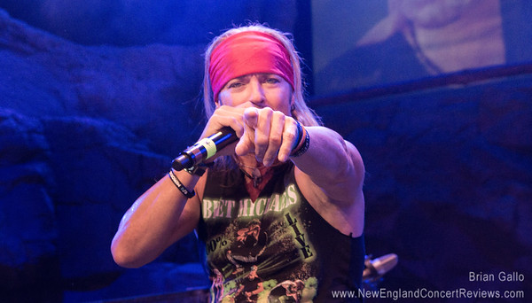 Bret Michaels at  The Wolf Den at Mohegan Sun - CT