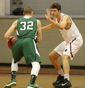 MIT-Babson Men's Basketball Feb. 20, 2016