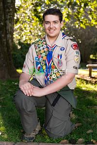 Matt Newcomer, Eagle