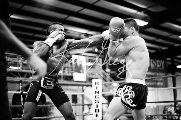 Trevor Ragin vs Nam Ho