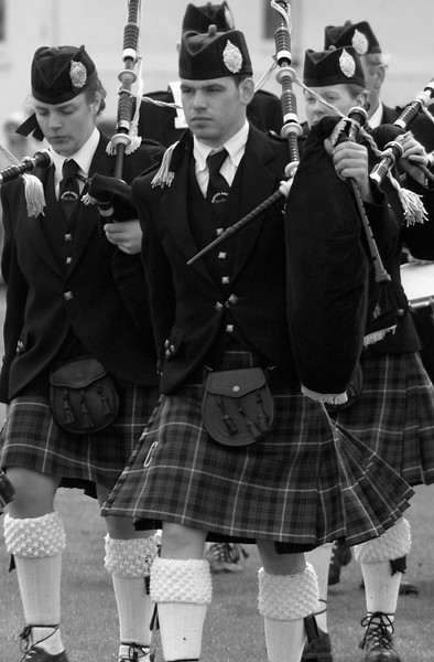 Gourock Highland Games 2003
