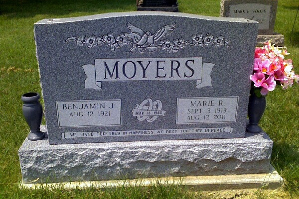 Moyers Funeral