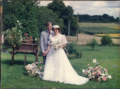 C'était un beau mariage ...
