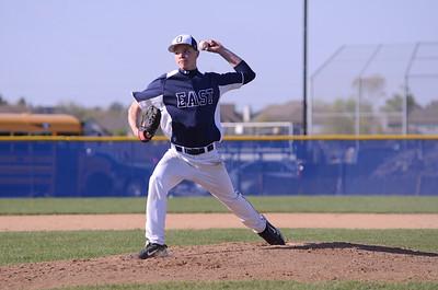 Oswego East Varsity Baseball 2012