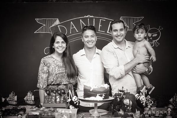 Daniels 1st Birthday
