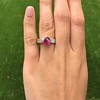 3.21ctw Burma N-Heat Ruby Ring, by Mellerio 10