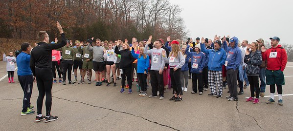Polar Bear Strut 5K 2019