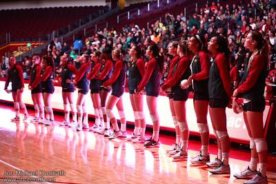 USC v Oregon 11/08/13