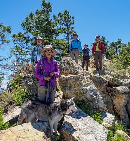 Pine-Piedra Hike