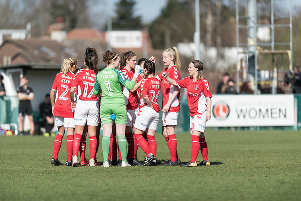 Charlton Athletic FC Women v Manchester United Women