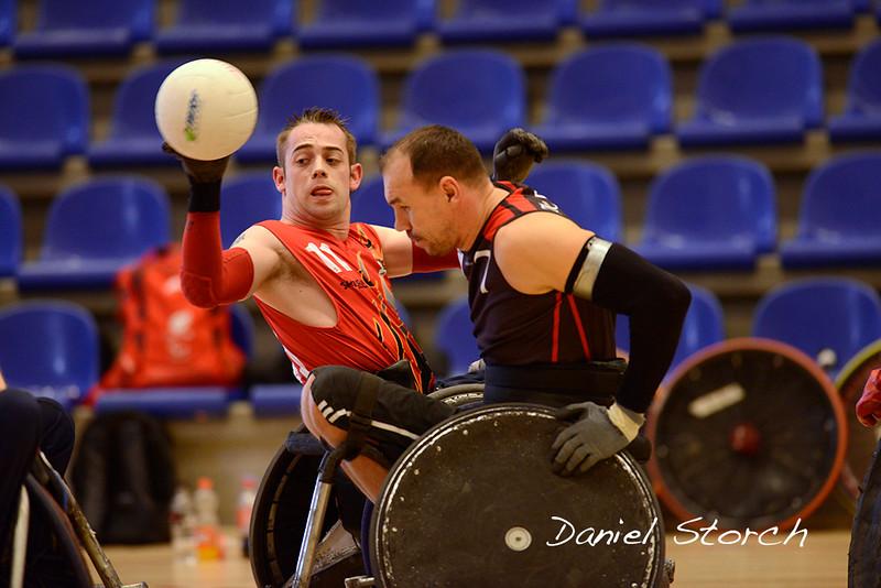 Wheelchair Rugby 2013 Frederiksberg