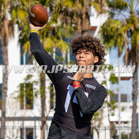 QB Class of 2021 [Rise and Fire Los Angeles 2020]