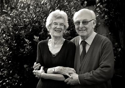 Moira & Peter's 50th Anniversary