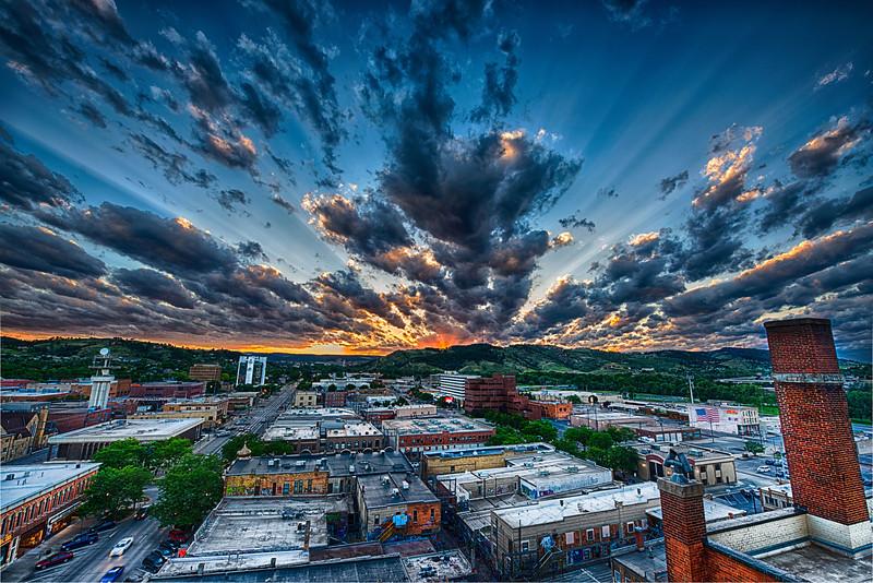 Rapid City Sunset
