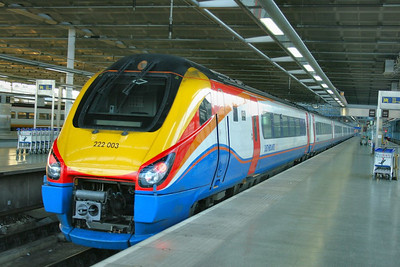 2009 - East Midland Trains