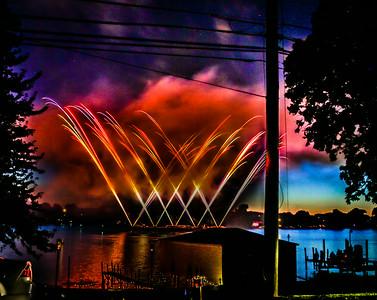 Trenton Fireworks 2014