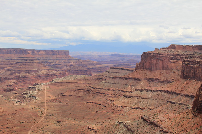 20180715-071 - Canyonlands NP - Shafer Trail from Shafer Canyon Overlook.JPG