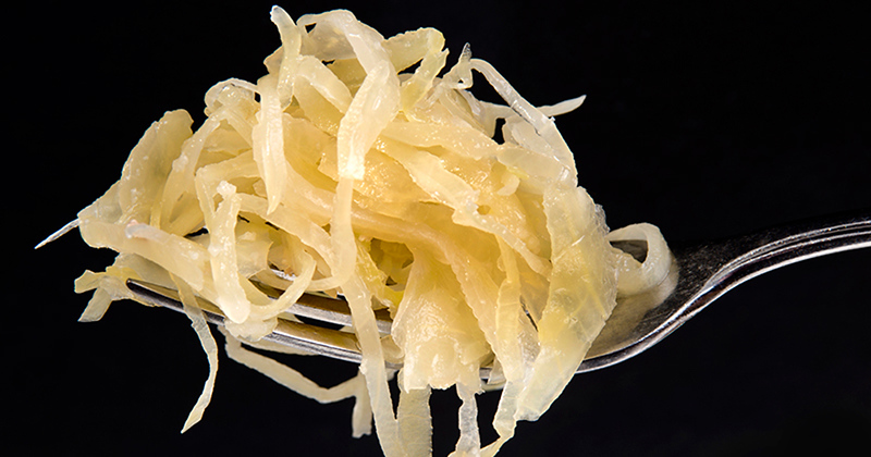 16 Ounces of Sauerkraut is Equal to 8 Bottles of Probiotics