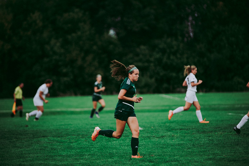 Holy Family Girls Varsity Soccer vs. Glencoe-Silver Lake, 9/24/19: Sophie Paul '21 (16)