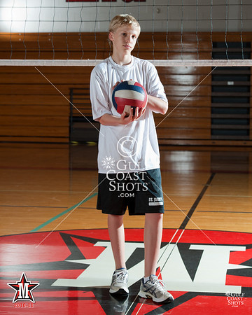 2010-09-02 Volleyball SJS US Boys Portraits