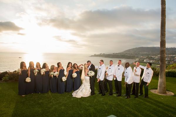 Alexandra & John: Bridal Party & Family