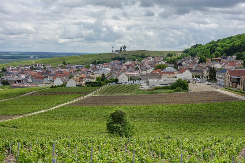 Reims loop ride