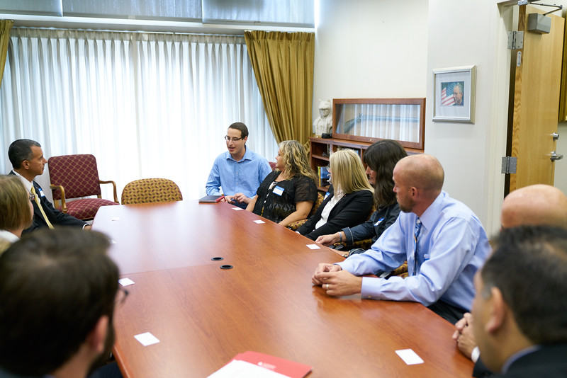 LLS Board Senator Hatch Meeting