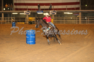 Barrel Racing 2015