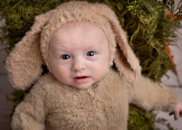 Davin Jr. 3 Months