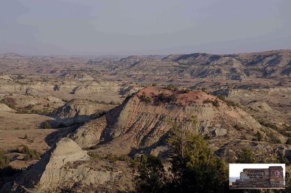 Teddy Roosevelt Badlands NP 2012
