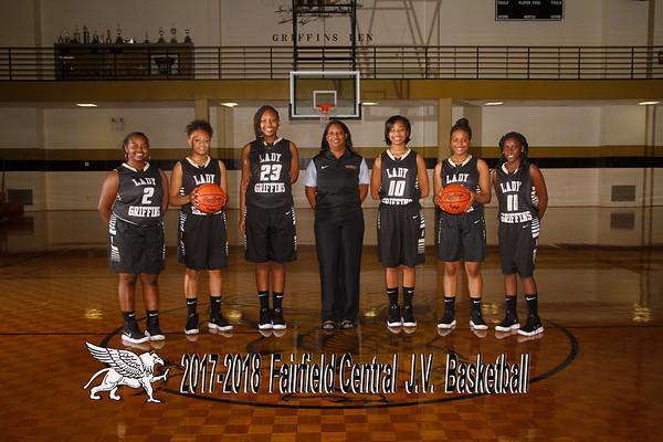 2017-2018 Girls JV Basketball