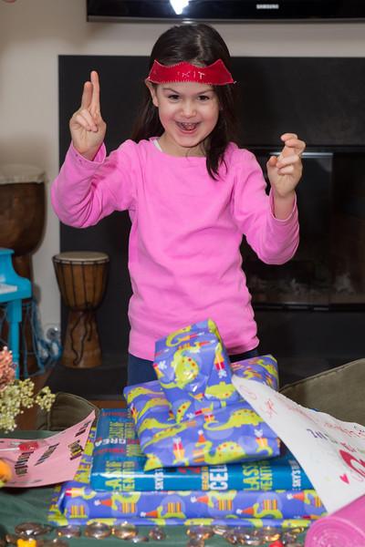 Zoe's 6th Birthday