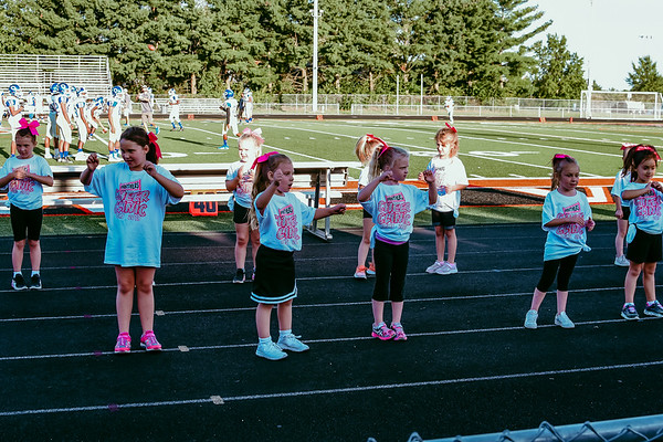 Cheer clinic - LL Players - Band - Football - Cheer - Sept 13 2019